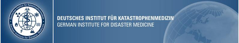 deutsches institut für katastrophenmedizin